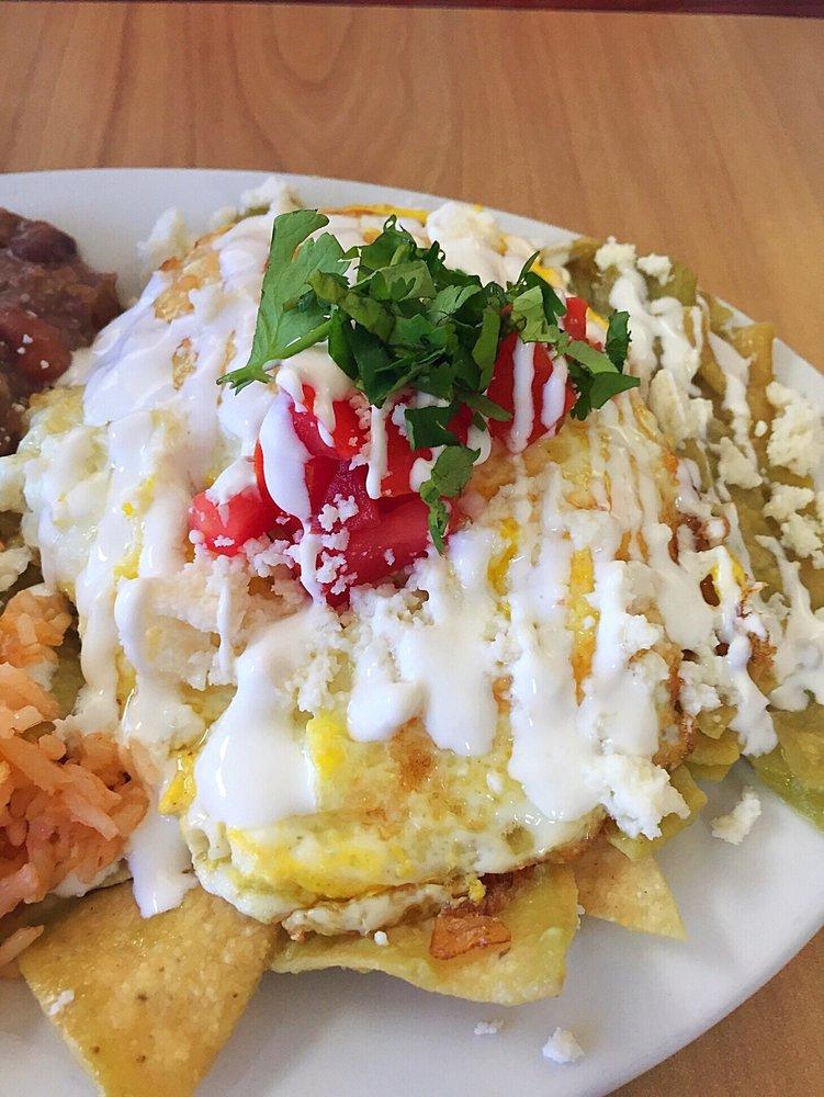 Francisco S Mexican Food Oxnard Ca