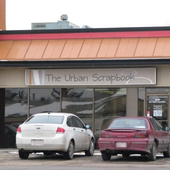 The Urban Scrapbook Inc Arts Crafts 14315 118 Avenue Nw