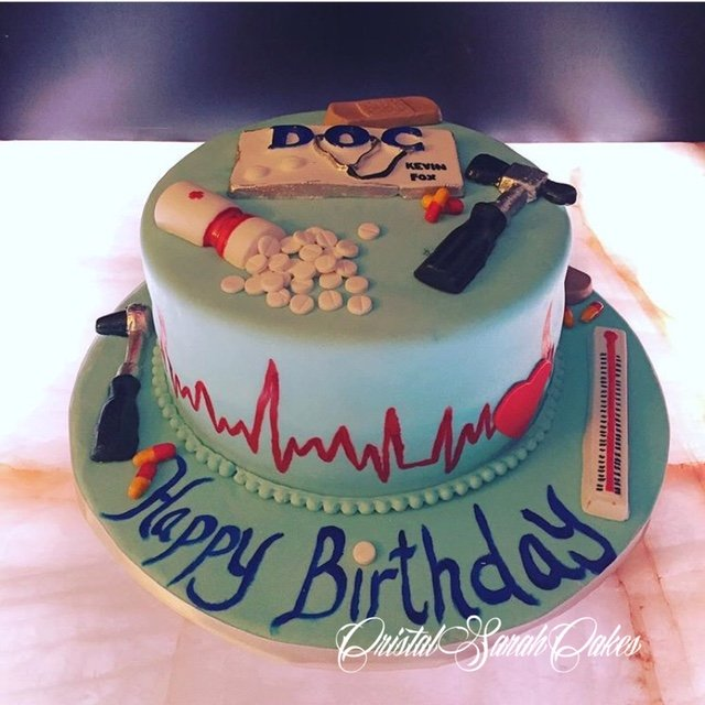 Doctor Themed Cake Yelp