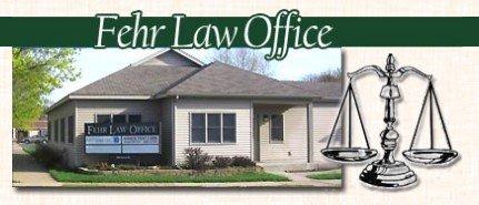 Lee J Fehr- Fehr Law Office: 205 Green St, Onalaska, WI