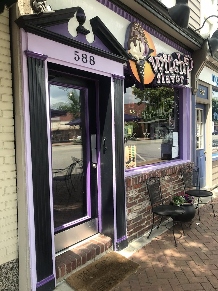 Witch Flavor: 588 3rd St, Beaver, PA