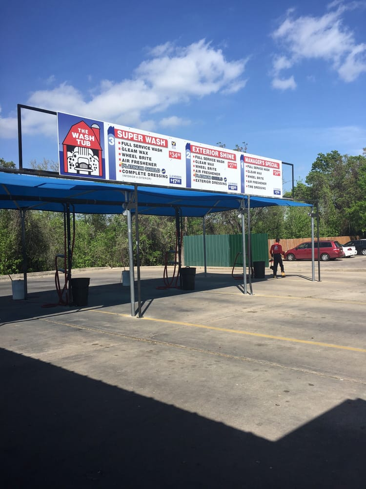 Brushless Car Wash Near Me >> The Wash Tub - 47 Reviews - Car Wash - 1322 Round Rock Ave ...