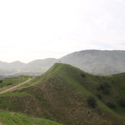 Photo of Hulda Crooks Park - Loma Linda, CA, United States. Aoki jump