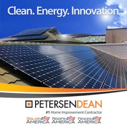 Photos For Petersendean Roofing Amp Solar Yelp