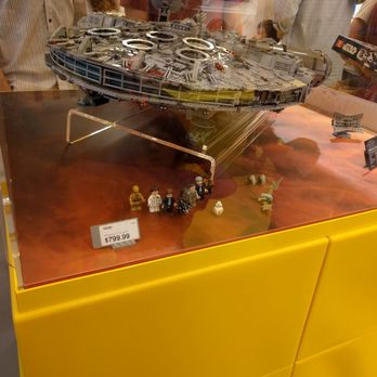 The Lego Store - 109 Photos & 45 Reviews - Toy Stores - 3333 Bristol ...
