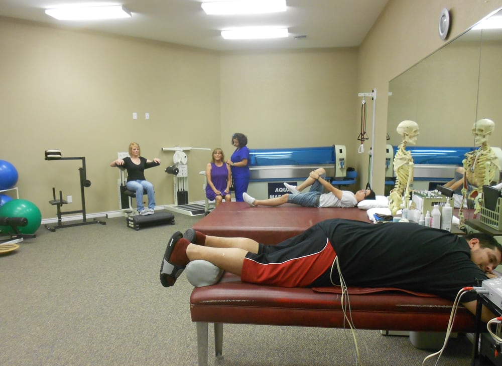 Angelo Back And Rehab: 3950 Sunset Dr, San Angelo, TX