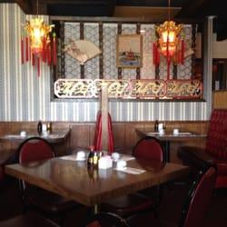 Photo Of China Gate Restaurant   Norfolk, NE, United States. Interior Of  Restaurant