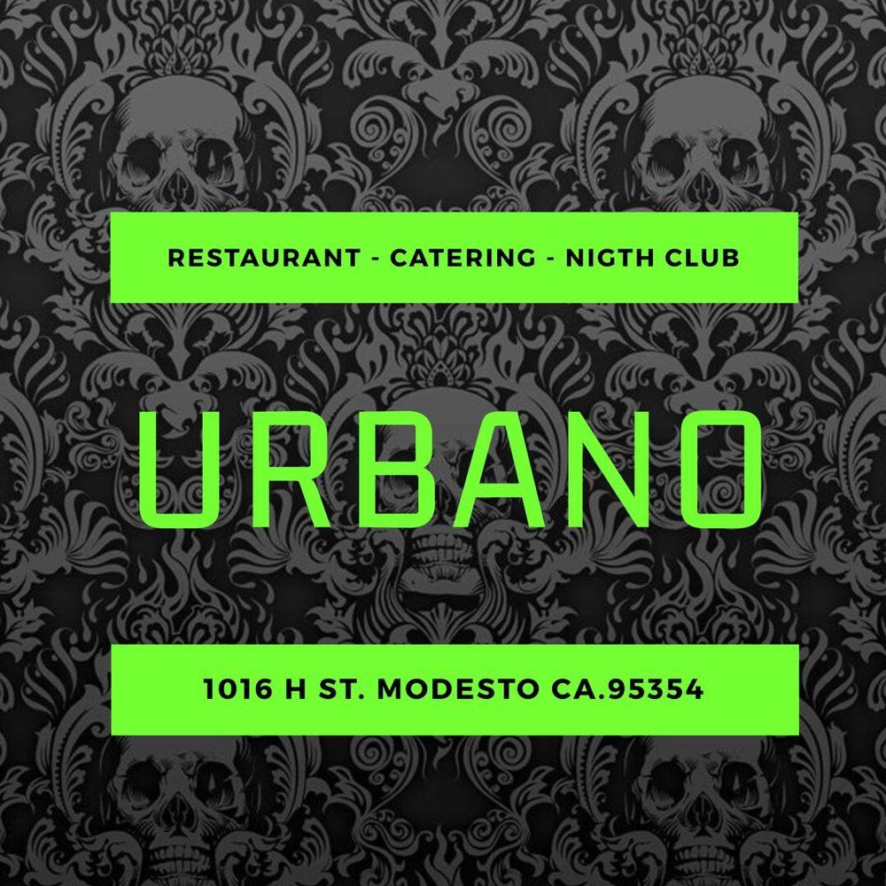 Urbano Night Club: 1016 H St, Modesto, CA