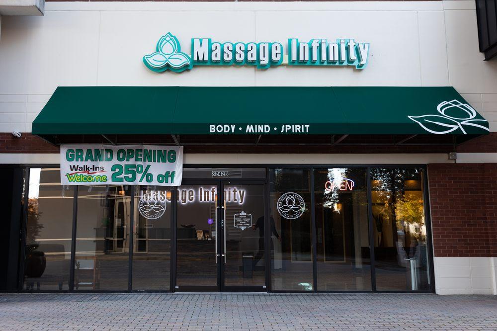 Massage Infinity