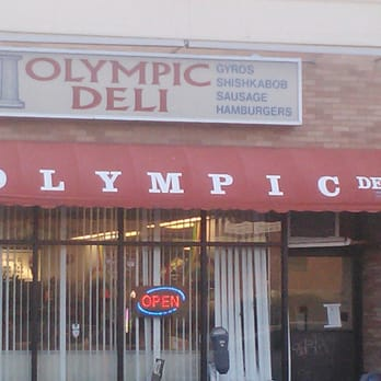 Photo Of Olympic Deli Restaurant Springfield Ma United States