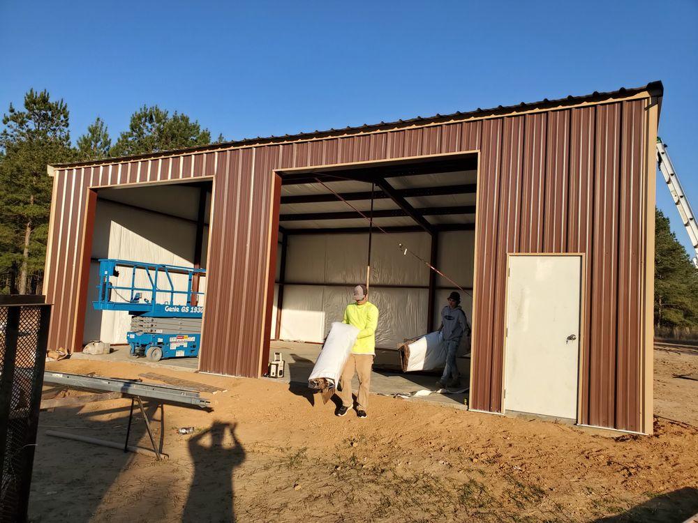 Marks Metal Roofing: 582 Johnson Grove Rd, Sylvania, GA