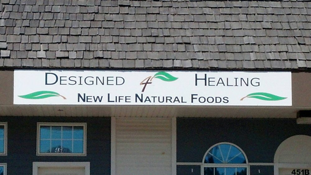 Food from Designed 4 Healing