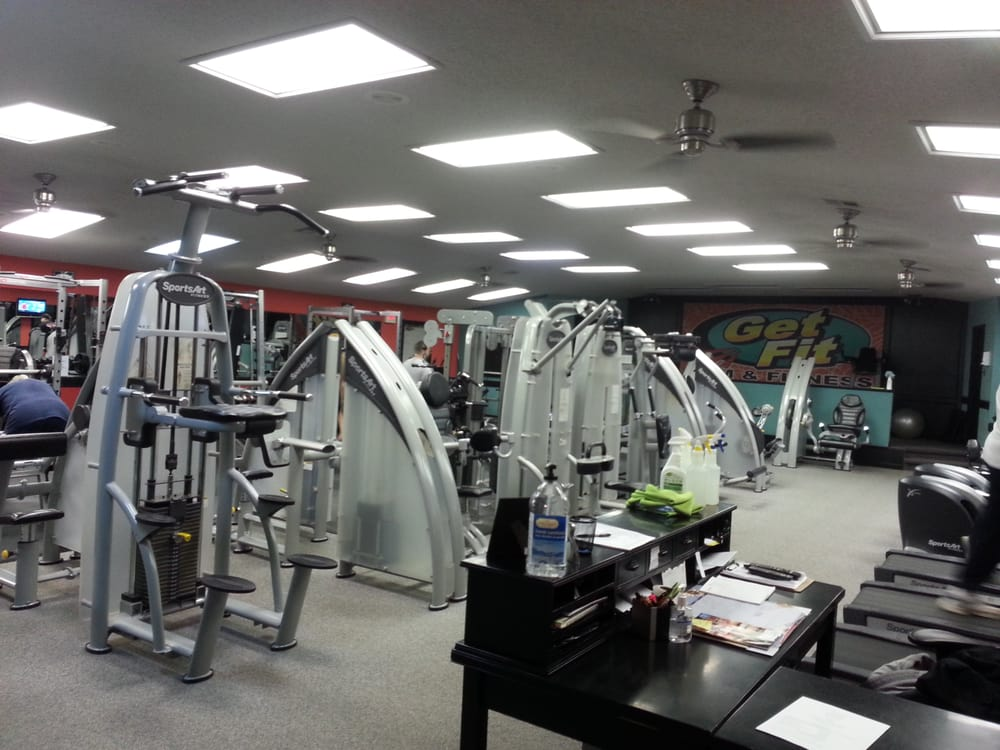 Get Fit Gym & Fitness: 1200 Paradise Ln, Butler, MO
