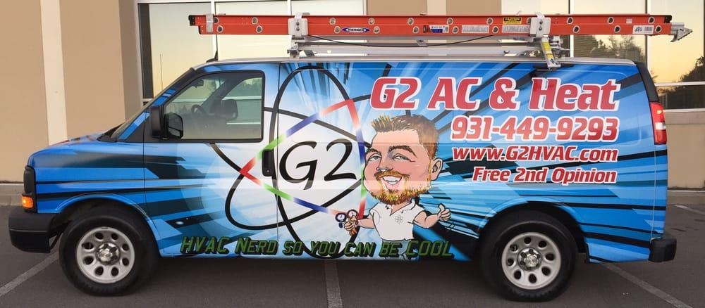 G2 AC & Heat: 1549 Sale Rd, Clarksville, TN
