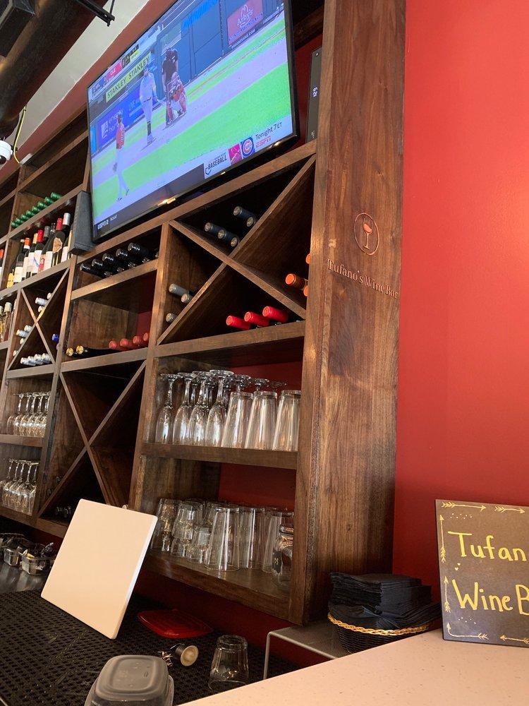 Tufano's Wine Bar: 110 W Walnut St, Goldsboro, NC