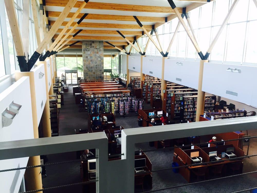 San Diego Public Library - Rancho Bernardo Branch Library ...