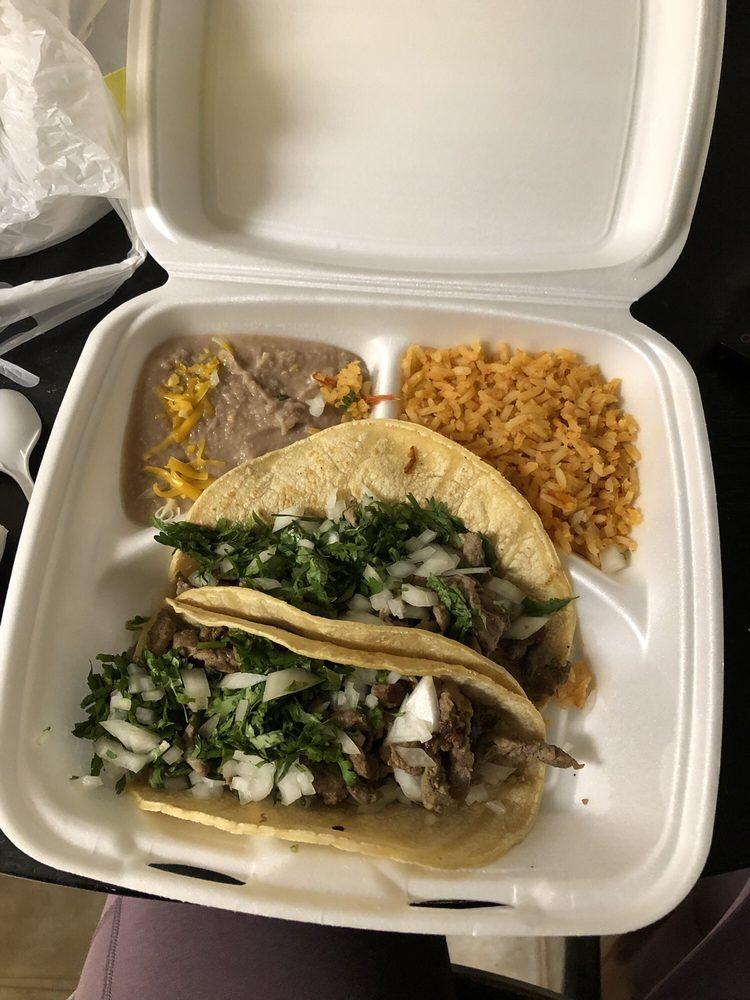 Taco Express: 5850 Tutt Blvd, Colorado Springs, CO