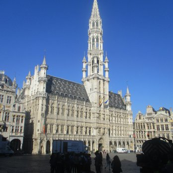 Photo Of Hotel De Ville Bruxelles Brussels Région Capitale