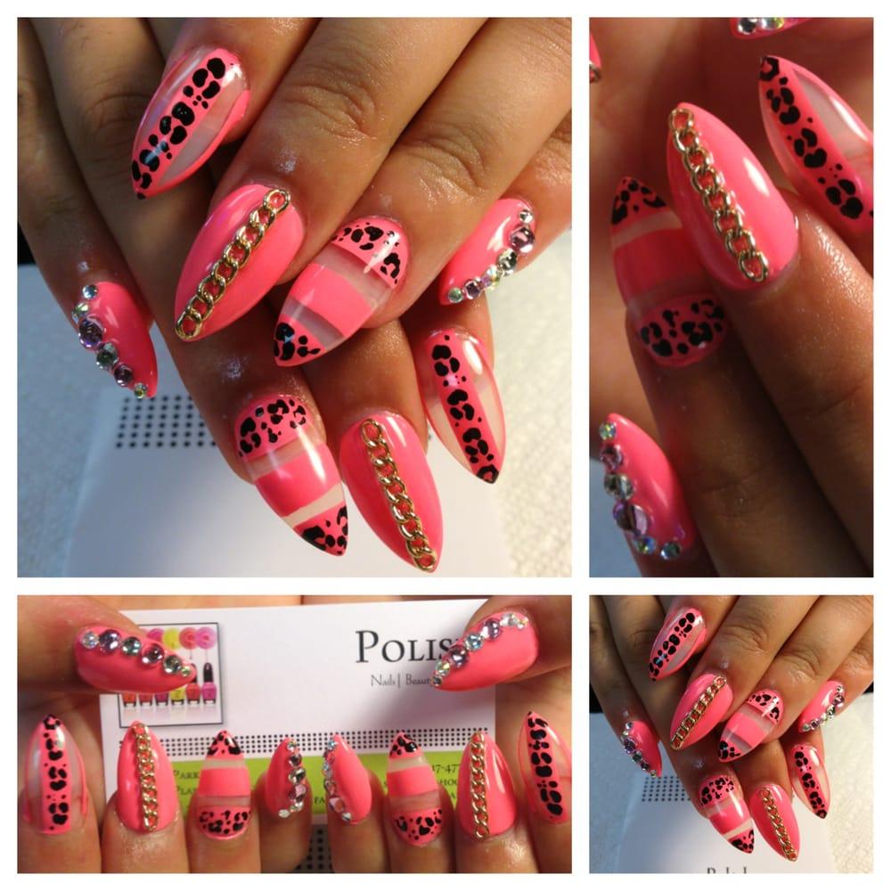 Polish Nail Salon - 39 Photos & 39 Reviews - Nail Salons - 12 Hyde ...