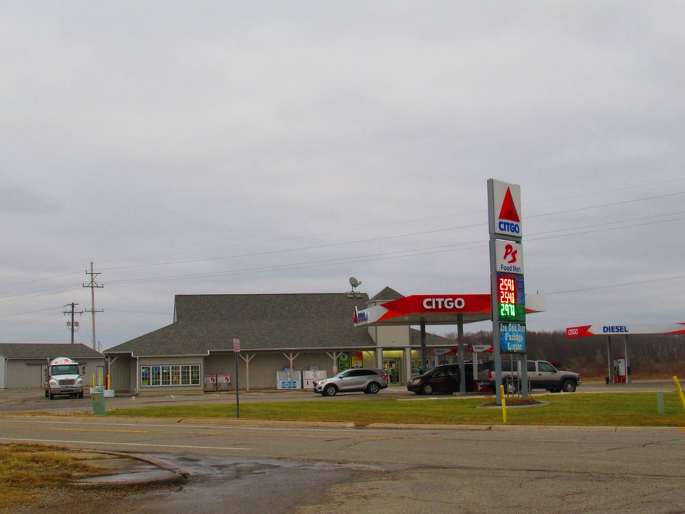 PS Food Mart: 10995 W Carleton Rd, Clayton, MI