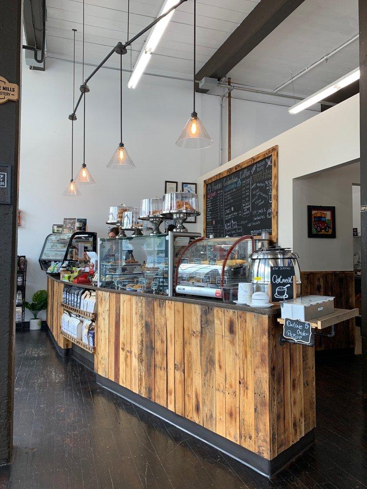Social Spots from Saxonville Mills Café & Roastery