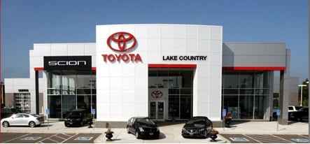 Lake Country Toyota: 7036 Lake Forest Rd, Baxter, MN