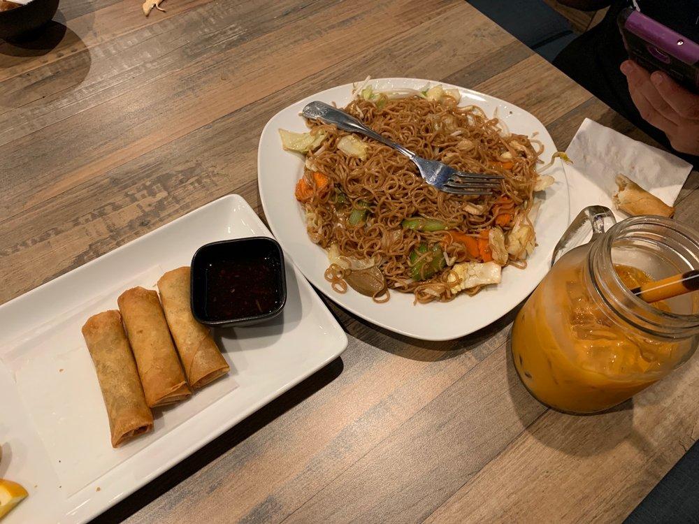 Puntip Cuisine Thai Food: 7910 Atlantic Ave, Cudahy, CA