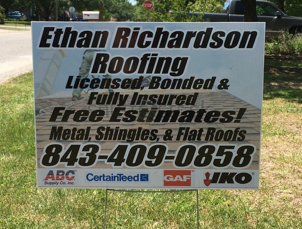 Ethan Richardson Roofing: 1016 East Lienter St Ext, Latta, SC