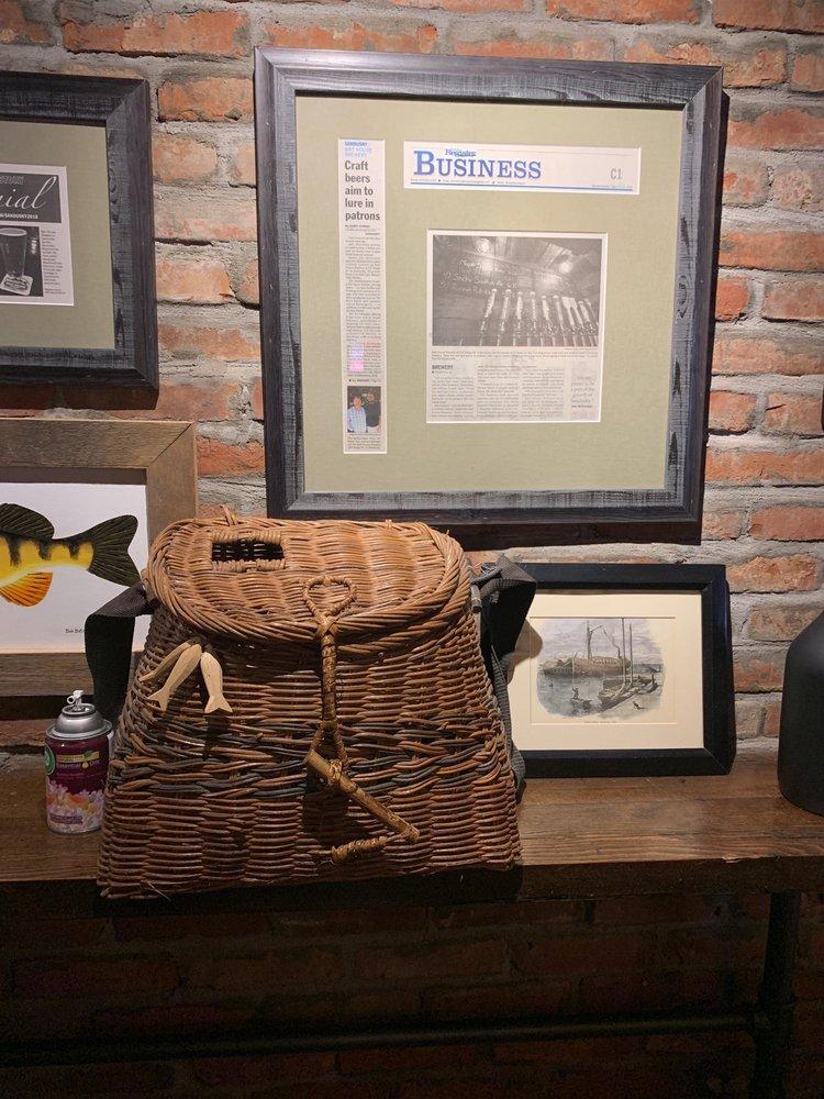 Baithouse Brewery: 223 Meigs St, Sandusky, OH