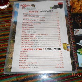 Photo Of El Patio Restaurant   Fort Myers, FL, United States. Menu