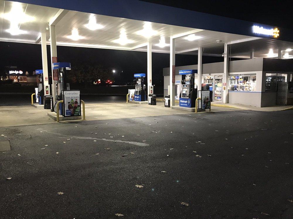 Walmart Fuel Station: 1355 E Lehman St, LEBANON, PA