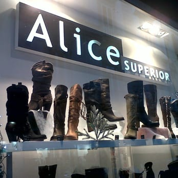 new arrivals e0689 70cf5 Alice Superior - Shoe Stores - Corso Durante 254 ...