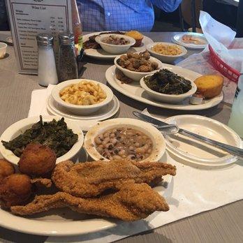 Soul fish cafe 137 photos 130 reviews seafood 4720 for Soul fish cafe menu