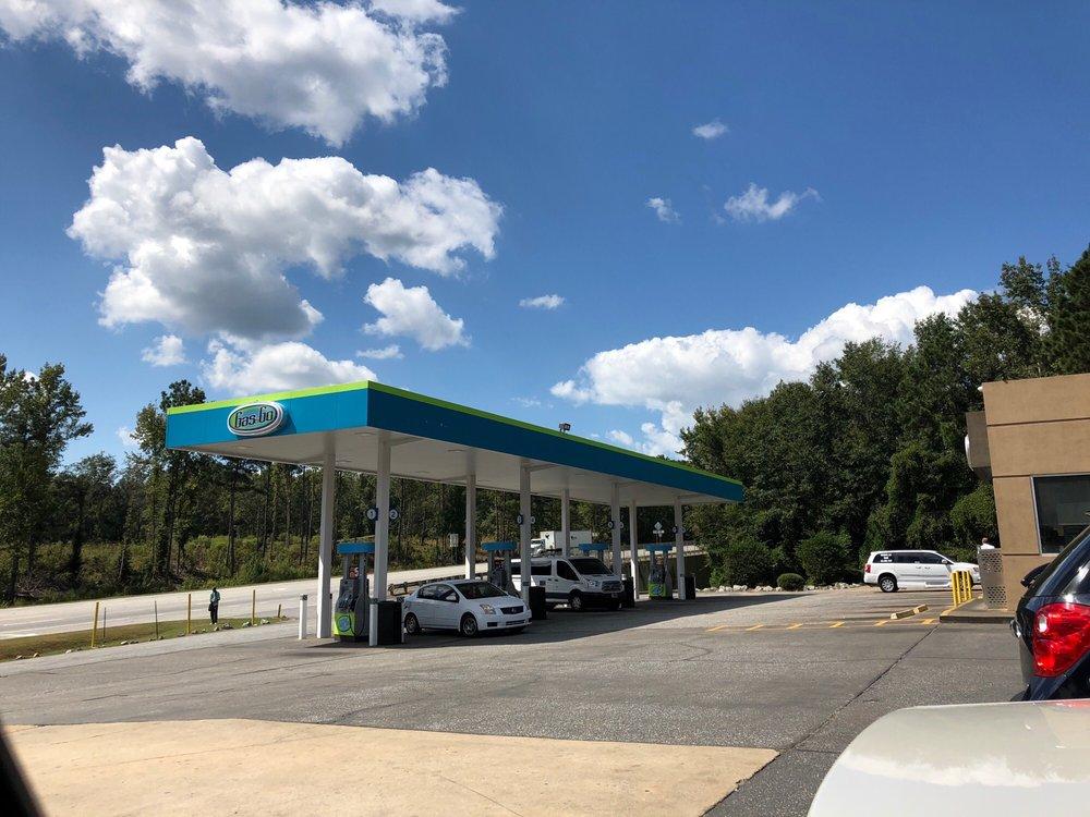 Chevron: 197 US Hwy 520, Cusseta, GA