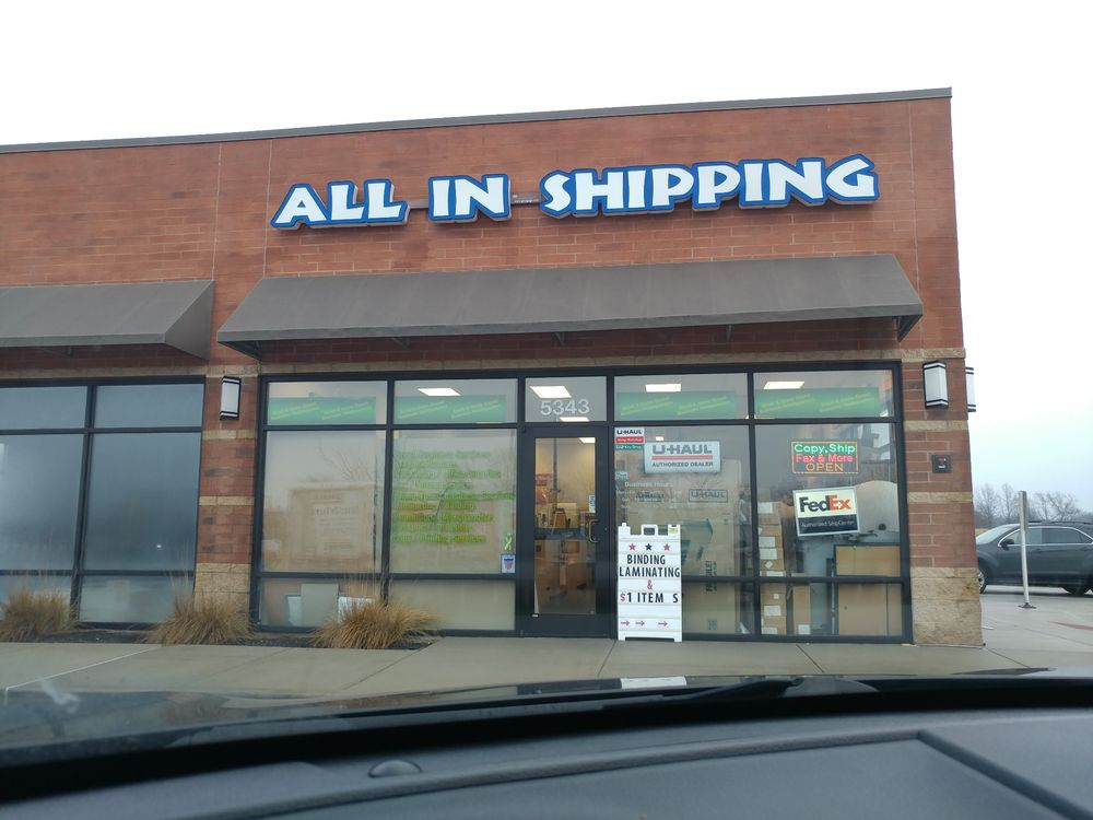All In Shipping: 5343 Belleville Crossing St, Belleville, IL