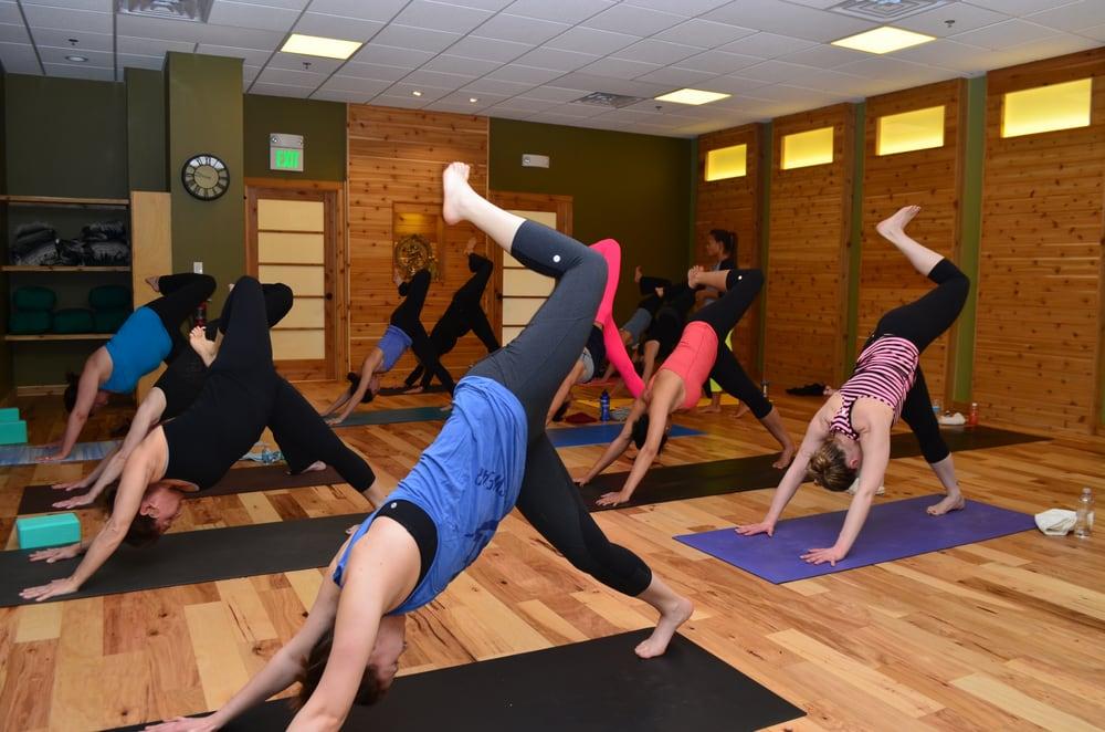 North Shore Yoga  - Bannockburn: 2523 Waukegan Rd, Bannockburn, IL