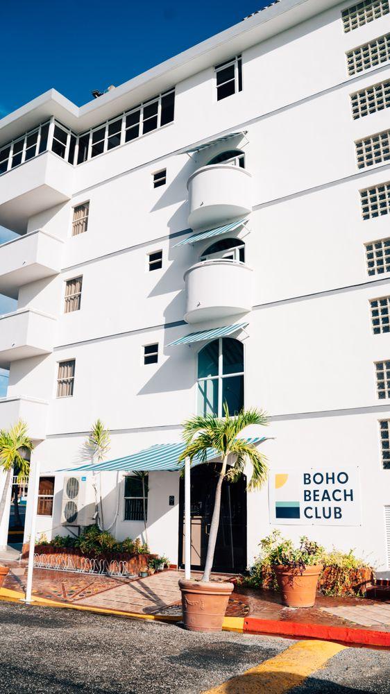 Boho Beach Club: Carr. 101 Km 18.1, Boquerón, PR