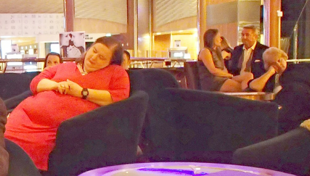 Passengers generally bored to tears with what was the - Allure of the seas fort lauderdale port address ...