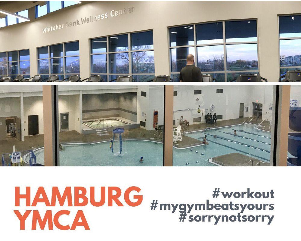Whitaker Family YMCA: 2681 Old Rosebud Rd, Lexington, KY