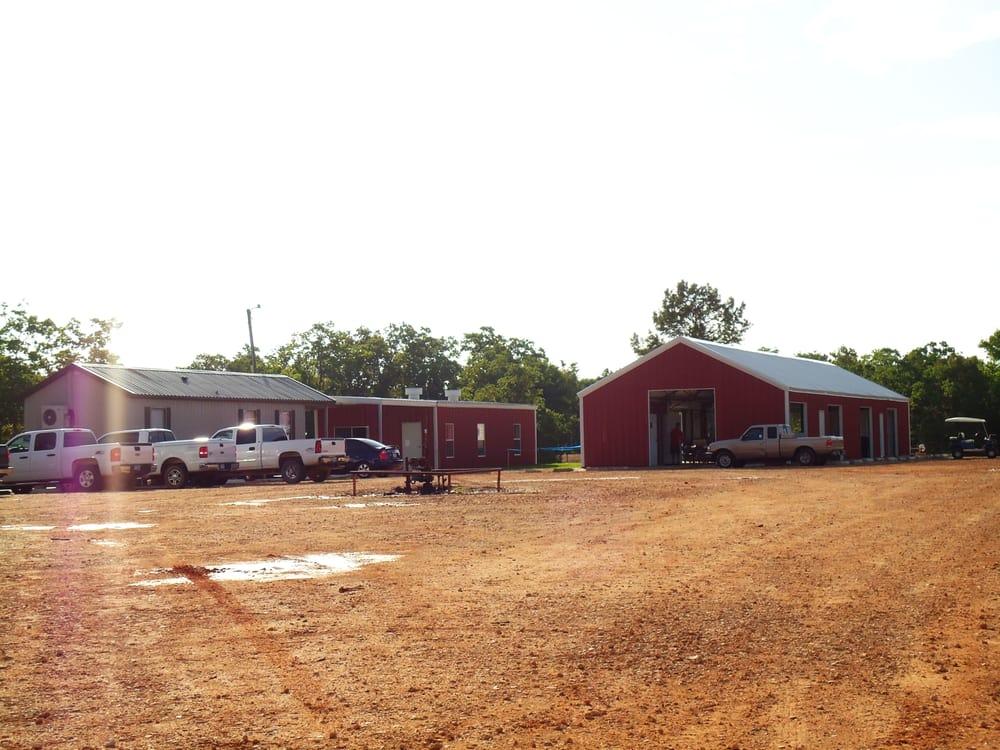Clay Mound Sporting Center: 2001 Texaco Rd, Liberty, TX