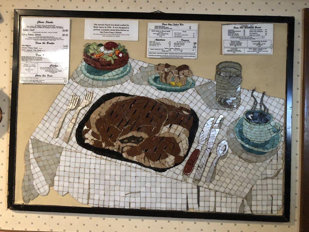 Spear's Restaurant & Pie Shop: 4323 W Maple St, Wichita, KS