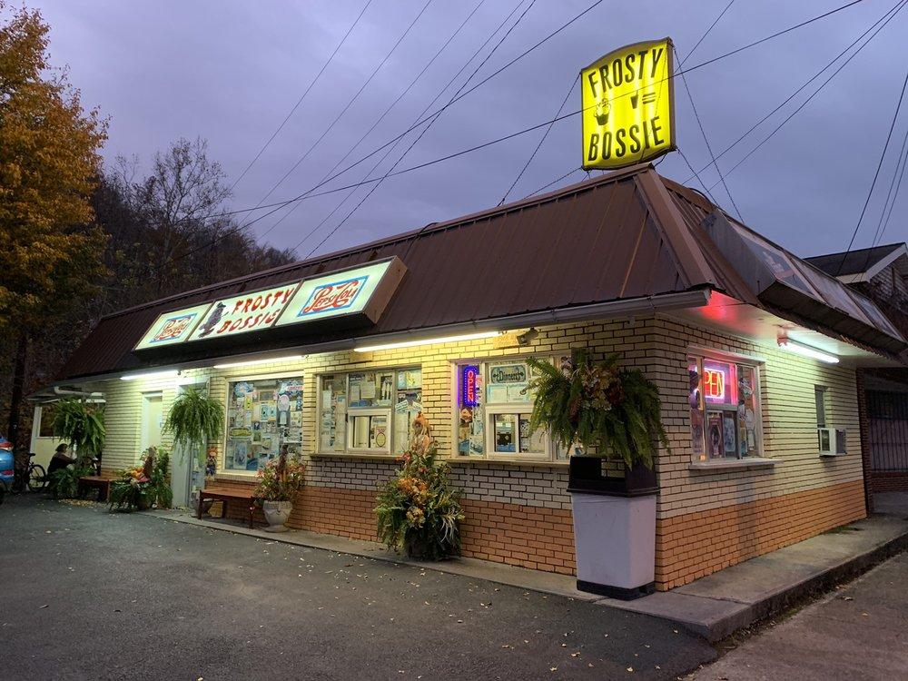 Frosty Bossie: 314 Front St E, Coeburn, VA