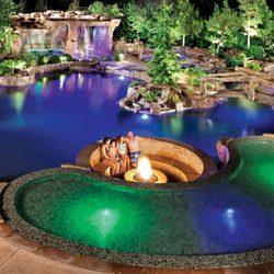 Photo Of Blue Haven Pools Spas Jacksonville Fl United States Lagoon