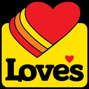 Love's Travel Stop: 1500 N Jones Ave, Holcomb, KS