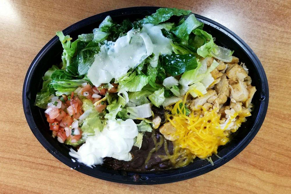 Taco Bell: 1065 S 1st St, Bennett, CO