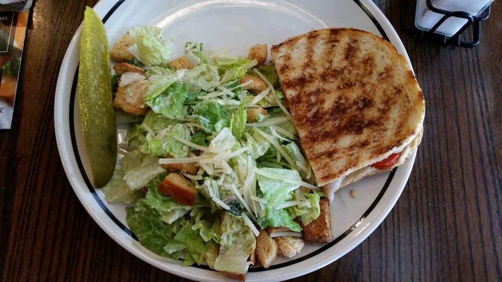 Corner Bakery Cafe Caesar Salad
