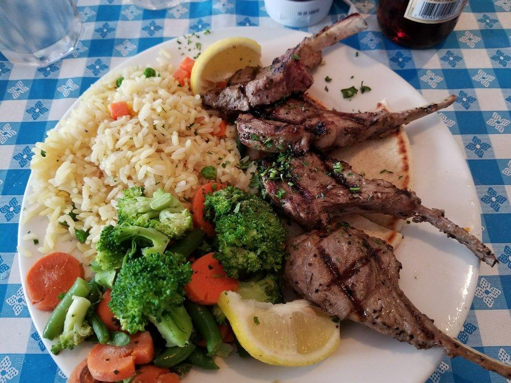 George S Greek Cafe Lakewood Ca