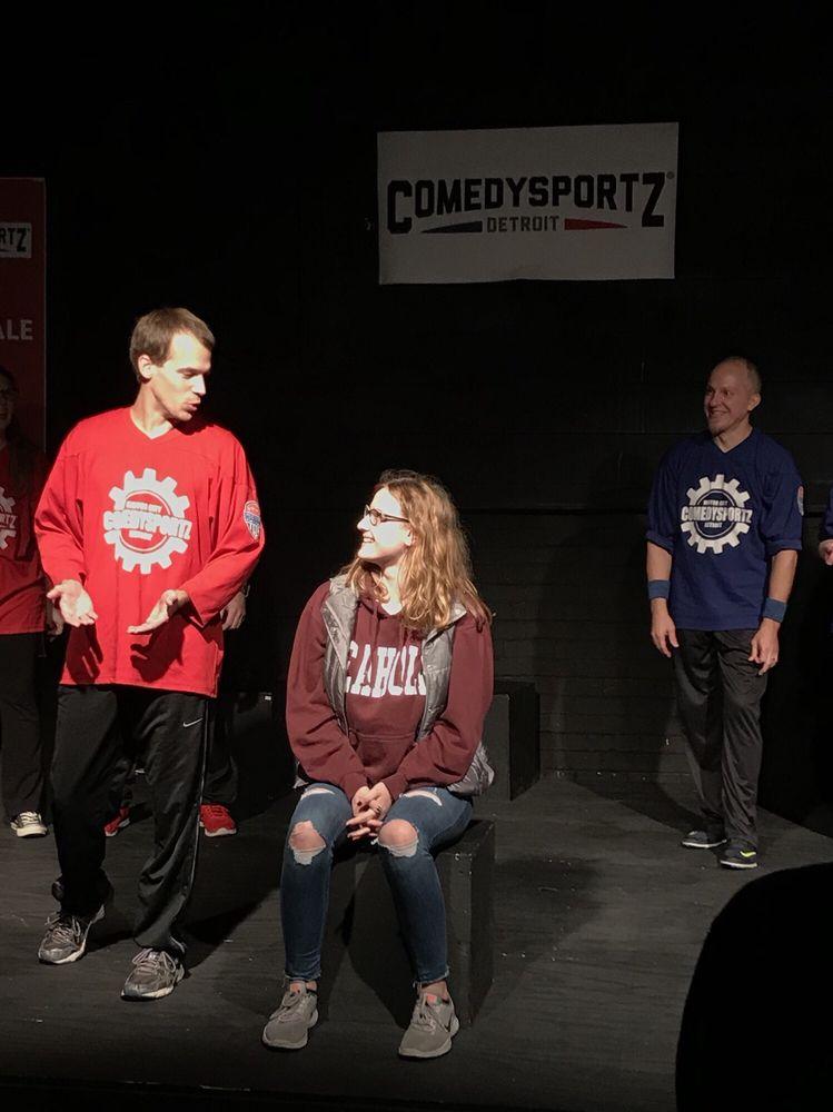 Comedysportz Detroit