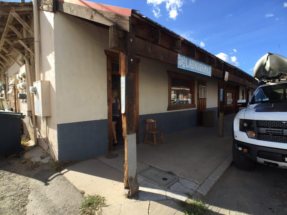 Plaza Laundromat: 140 Nevada St, Portola, CA
