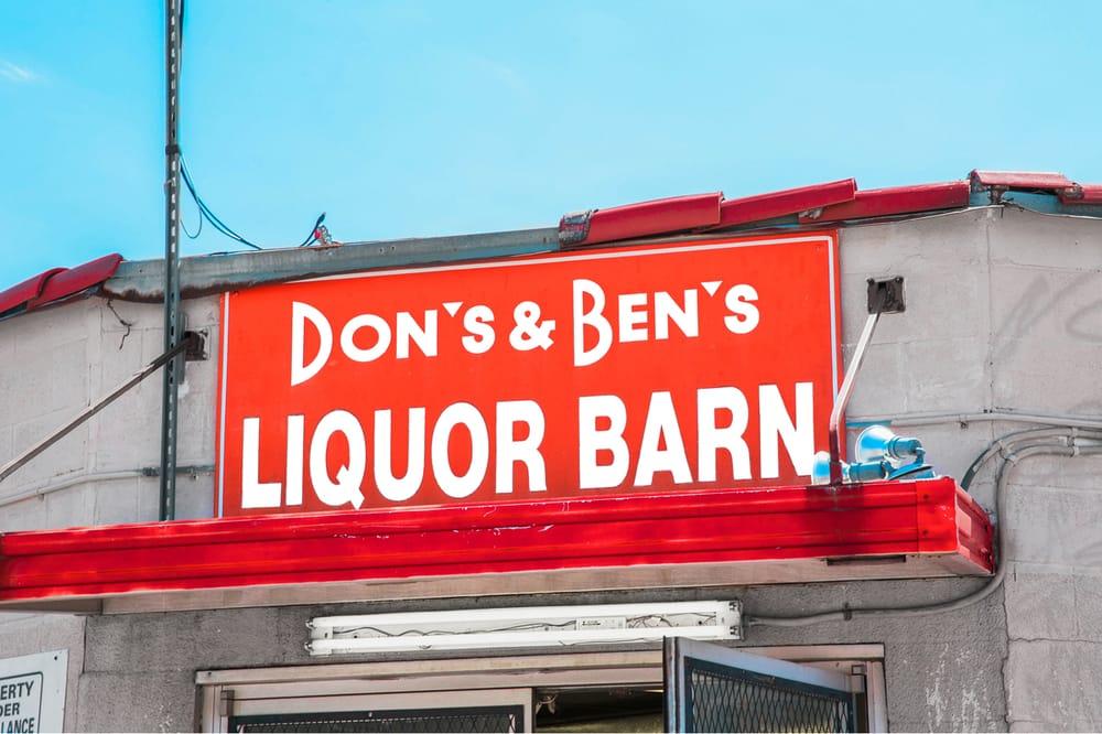 Don S Amp Ben S Liquor Barn Beer Wine Amp Spirits 2709